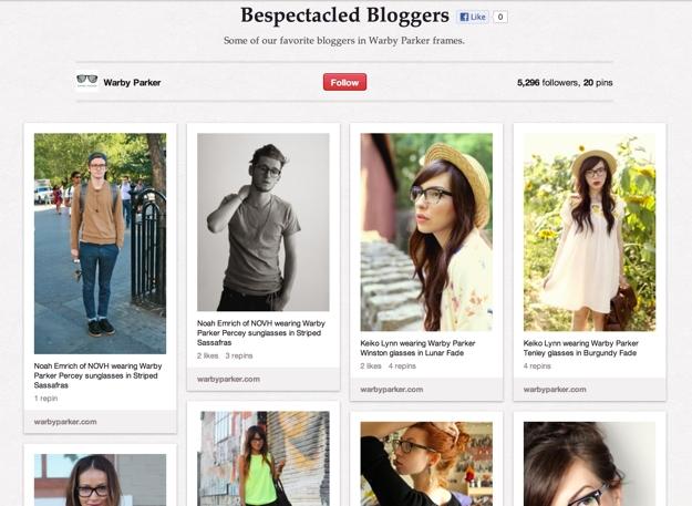 Warby-Parker-Pinterest