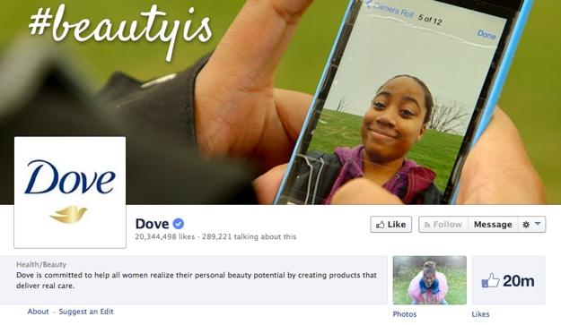 DoveFacebook