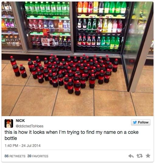 Coke-Nick