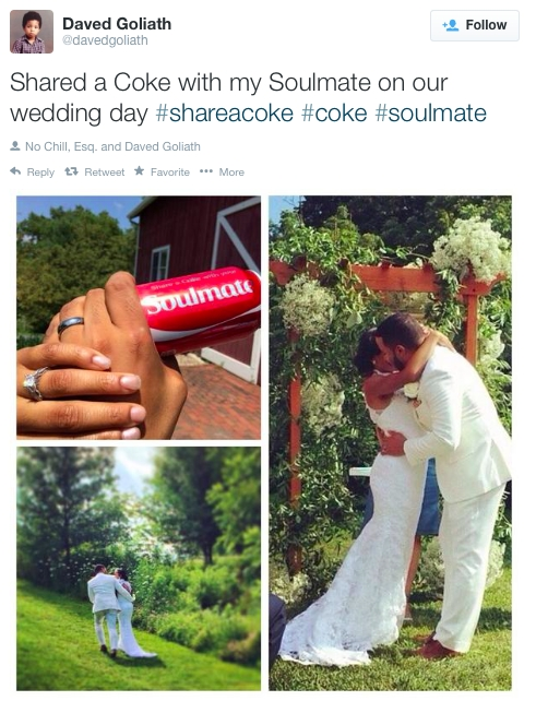 Coke-wedding