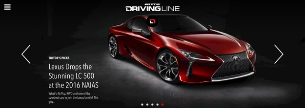 drivingline
