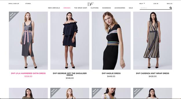 DVF-dresses